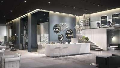 Los secretos de la iluminación en tu salón para sumar clientes satisfechos, ¡al descubierto!