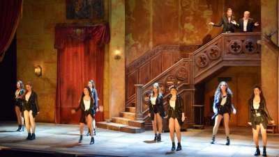 Cazcarra y Ten Image, responsables del maquillaje del último desfile de Jordi Dalmau