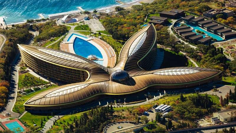 El mejor balneario del mundo está en Crimea, Mriya Resort ... - photo#47