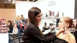 Cazcarra Image Group colabora desde hace años en esta feria, aportando los mejores servicios profesionales para los asistentes y su experiencia en cosmética de tratamiento y maquillaje corrector