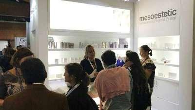mesoestetic presentará en el Congreso Jornadas Mediterráneas de Sitges sus últimas novedades