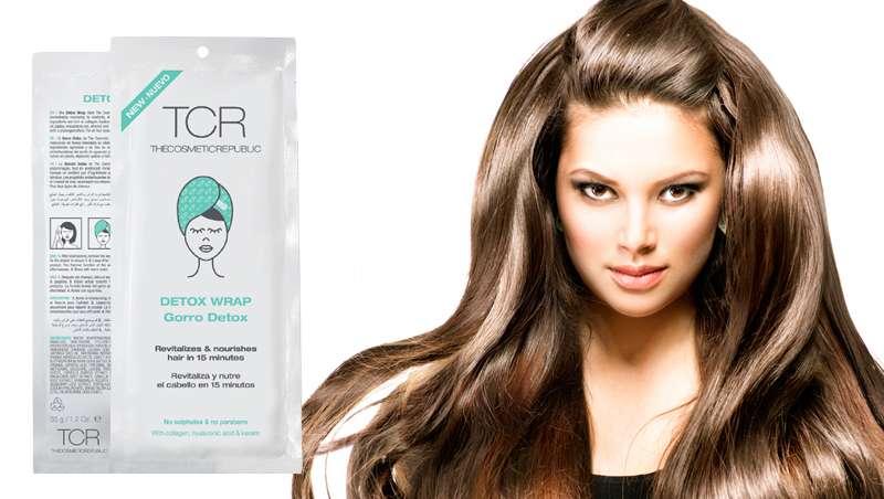 Nuevo Gorro Detox y ¡devuelve la vida a tu cabello!