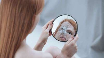 Conheces a dismorfofobia ou síndrome de distorção da auto-imagem?