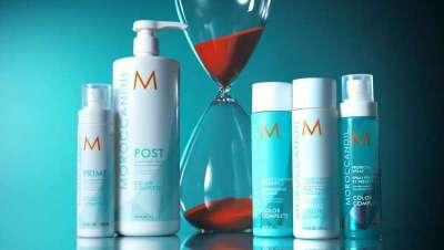 Moroccanoil lança a sua linha Color Complete, especializada em cuidado da cor capilar