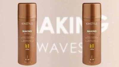 KIN Cosmetics lança Making waves para criar looks muito estivais