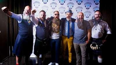 El Campeonato de Francia de barbas aspira a superar su primera edición
