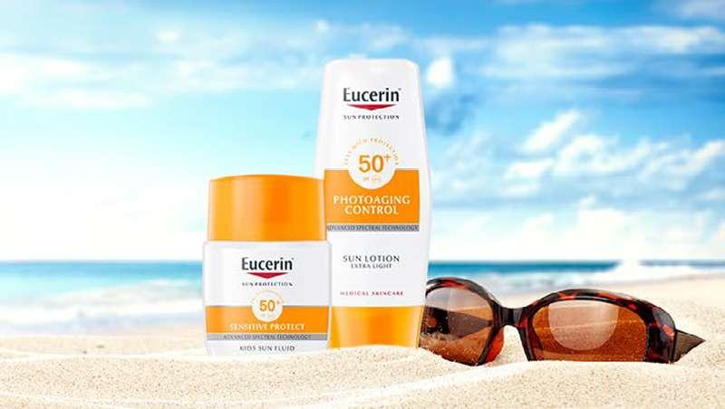 Sun Protection, de Eucerin, incorpora una innovadora tecnología de filtros solares