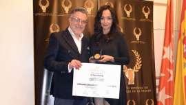 La Asociación Española de Profesionales de la Imagen reconoce así a esta profesional como un referente en el sector belleza