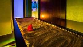 ISO Italia Group, expertos en el sector del bienestar y la belleza, presentan una cama donde el masaje ayurvédico es una auténtica experiencia sensorial