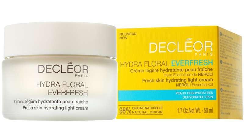 Decléor apresenta Hydra Floral Everfresh: creme hidratante com óleo essencial de Nerolí