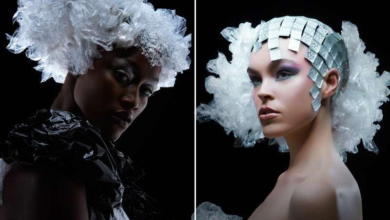 Plastik Collection, a reciclagem feita arte por Anna Barroca