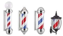 Perfect Beauty da a conocer sus cuatro modelos nuevos de postes de barbero para personalizar el lugar de trabajo, versionando las barberías de toda la vida