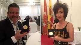 La entrega del galardón se realizó el 11 de mayo durante el transcurso de una cena de gala celebrada en el Hotel Palace de Madrid