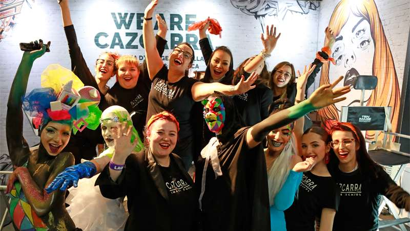 Cazcarra Image School anuncia sus cursos de formación en imagen para este verano