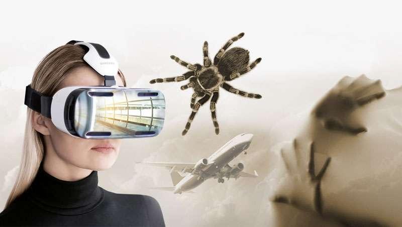 El uso de la realidad virtual aplicada a la terapia psicológica