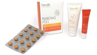 Humalik lanza un nuevo sistema para prevenir y eliminar las manchas en la piel