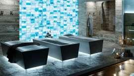 La empresa italiana dedicada al sector del spa y el wellness, ofrece una excelente y variada gama de nuevos productos