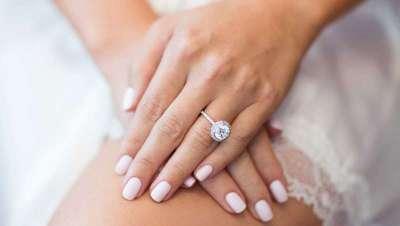 Manicuras 'Sí quiero', para bodas perfectas