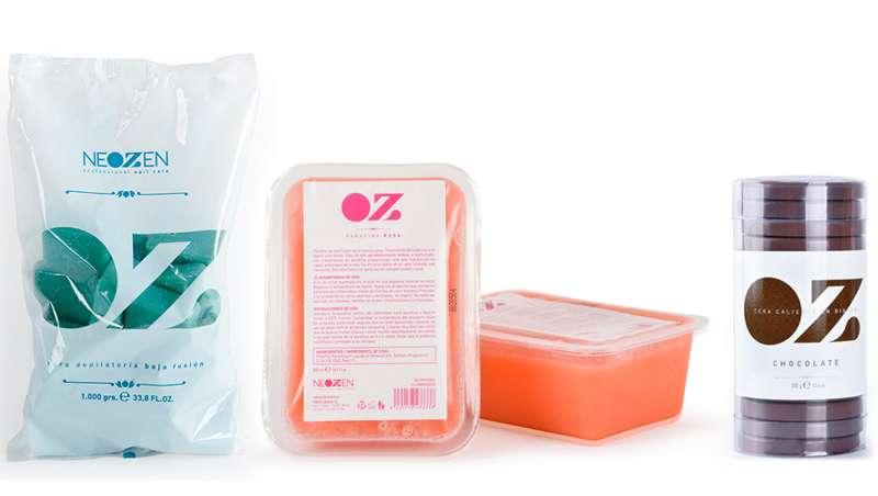 Neozen, de Perfect Beauty, amplía su gama de ceras depilatorias y parafinas