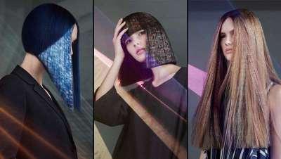 Imprinting Evolution, quando o cabelo se reveste de formas geométricas inspiradas no cosmos