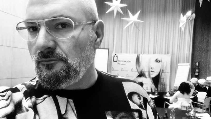 Antonio Calvo: 'La peluquería en los países latinoamericanos está hambrienta de aprendizaje y cosas nuevas'