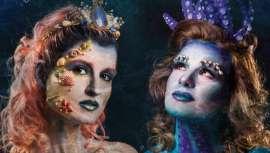 Cazcarra Image Group organiza el espectáculo Barcelona Underwater en el que se mostrarán los trabajos más creativos en peluquería, maquillaje de efectos especiales,