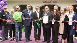 El pasado 24 de mayo, la multinacional inauguraba su nueva infraestructura en Calabasas, ciudad situada en el condado de Los Ángeles (California, Estados Unidos)