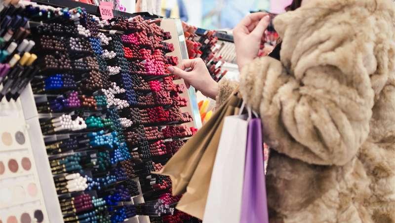 Suben las ventas de cosmética premium en USA