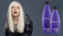 La marca lanza esta gama que ofrece un cuidado completo a las melenas rubias, gracias al pigmento violeta que permite corregir el color y neutralizar los tonos no deseados
