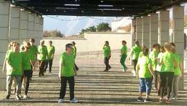 El Colegio Oficial de Fisoterapeutas de Canarias (COFC) pone, como ejemplo, la experiencia de dos proyectos que, liderados por fisioterapeutas, han puesto a hacer ejercicio a 90 mujeres de entre 40 y 86 años