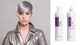 A firma dá a conhecer esta linha especial para cabelos descolorados, loiros, com madeixas ou grisalhos