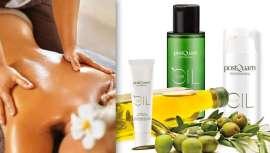 Tradición y tecnología se unen en Olive Oil, una línea cosmética que cubre todos los gestos del cuidado de la piel y entre cuyos ingredientes de origen vegetal destaca el aceite de oliva y sus propiedades para la belleza