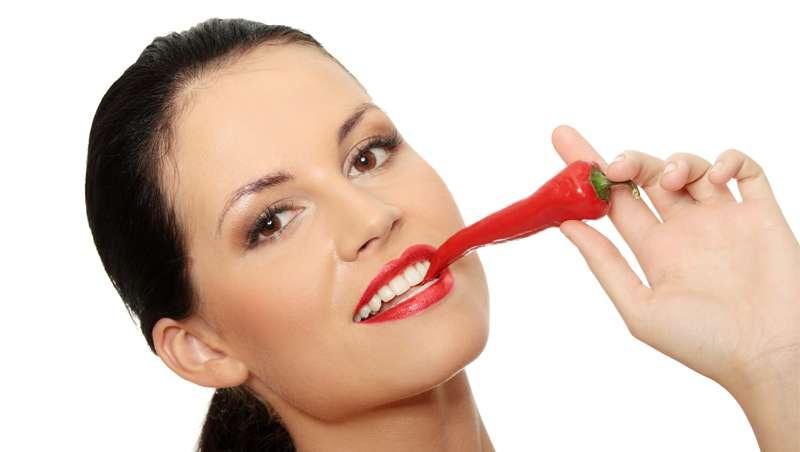 Consumir ají, seguro de belleza y salud