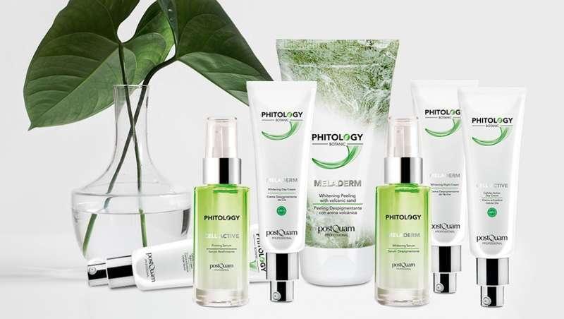 Phitology Botanic, despigmentação e rejuvenescimento absolutamente natural de Postquam Cosmetic