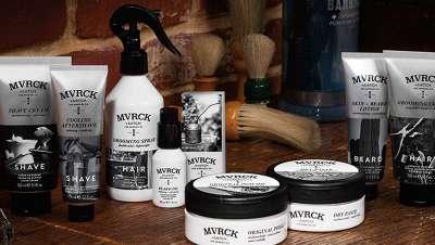 MVRCK by Mitch, la nueva incursión de John Paul Mitchell Systems en la esfera barbera