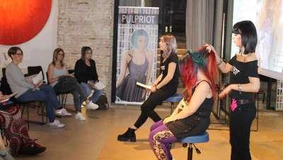 O universo fantástico e multicor de Pulp Riot chega ao Studio Beauty Market