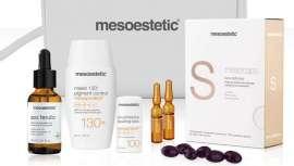 No seu trabalho pela procura da inovação constante da excelência, os laboratórios mesoestetic desenvolveu serviços específicos para o cuidado da pele e a prevenção das manchas