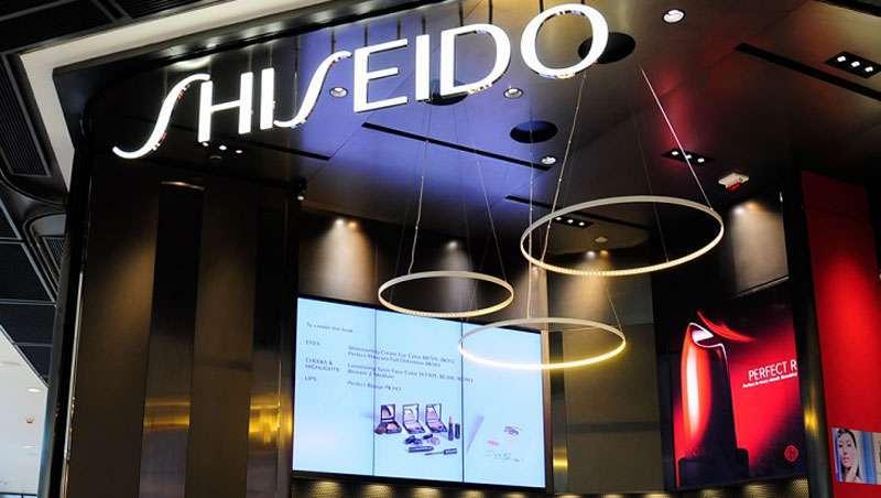 Shiseido fixa a vista no mercado da Colômbia