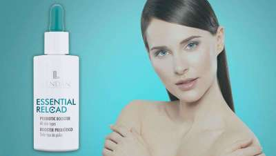 Booster Prebiótico: inovador concentrado de ativos para a pele