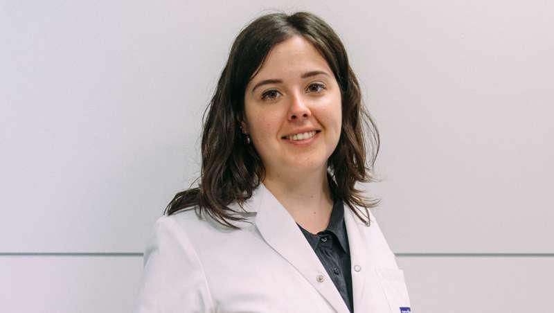 Marta Vallejo: 'Un buen asesoramiento retrasa la aparición de arrugas y otros procesos de maduración del ser humano'