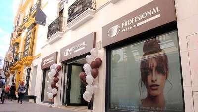 Versión Profesional es belleza, peluquería, asesoramiento, formación y más