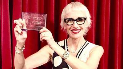 Felicitas Ordás ganadora del Premio Inspira't otorgado por Thuya