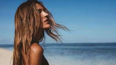 Os 6 tips para manter o cabelo são este verão