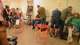 La sala técnica de Ipelushop en Barcelona ha sido el escenario de este curso, patrocinado por DOrleac, que se ha prolongado durante tres sesiones intensas de trabajo