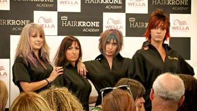 Salón de belleza y academia Hairkrone, la nueva apuesta de la firma en Santander