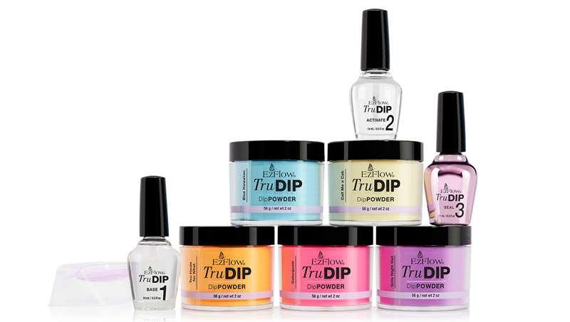 Dipping, la nueva tendencia en uñas que arrasa