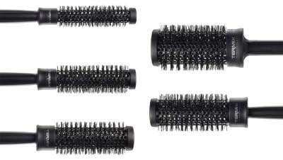 Elegancia y tecnología, el secreto del éxito del nuevo cepillo  Profesional Black de Termix