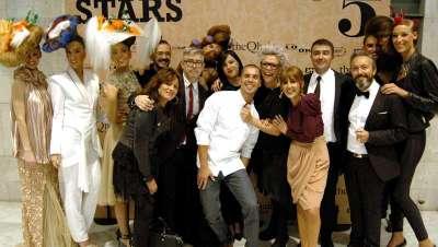 Llega la noche de las estrellas, theQHair Stars