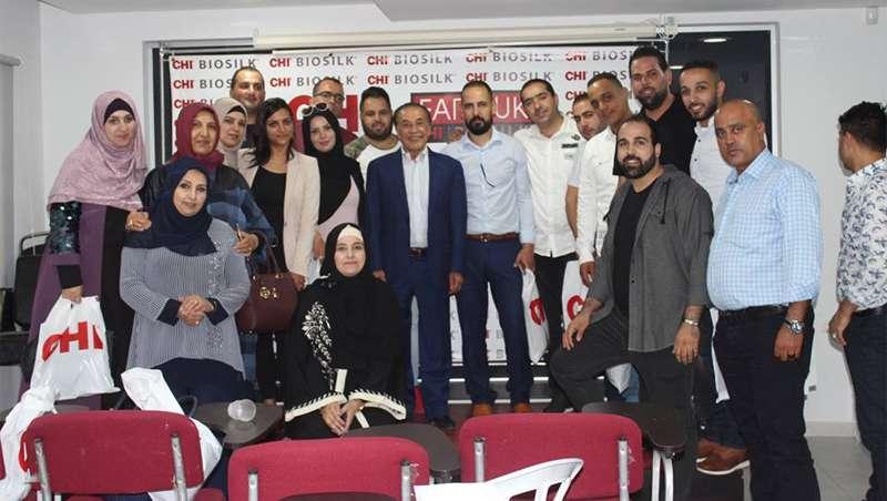 Farouk Systems fabricará para todo el mundo desde Oriente Próximo