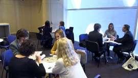 Se define como un punto de encuentro de todo el sector que facilita el intercambio de experiencias en el campo de la innovación